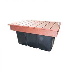 Pomosty drewniane na plywakach a tworzywa sztucznego PE 4 800x800 1